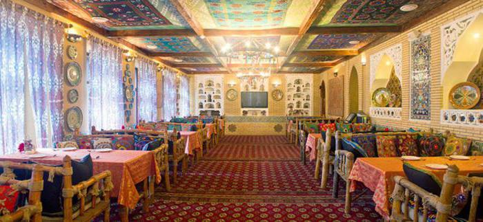 Рейтинг ресторанов Казани