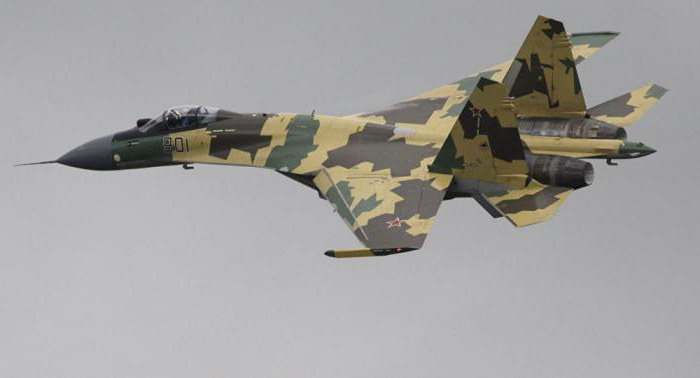 самолет су 35 технические характеристики