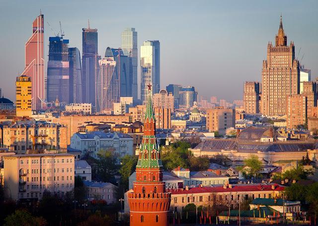 адреса бизнес центров москвы