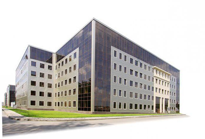 бизнес центр в москве