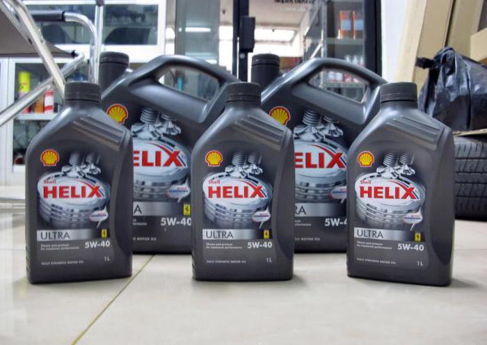 shell helix ultra синтетические моторные масла