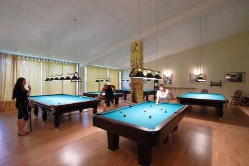 дом отдыха с открытым бассейном в подмосковье