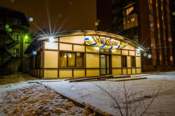 Рестораны Омска: список