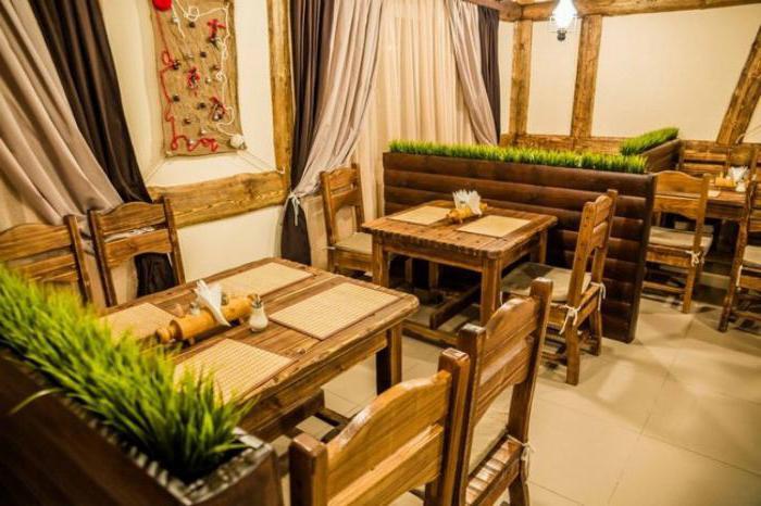 Полный список ресторанов и кафе Омска: отзывы
