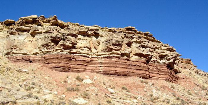осадочные обломочные горные породы примеры