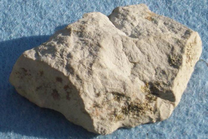 обломочные горные породы примеры
