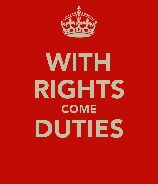 конституционные права свободы и обязанности человека