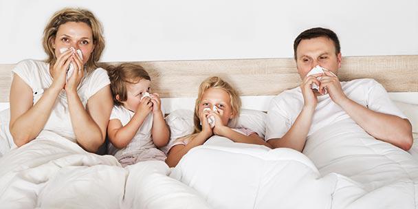 Как быстро вылечить насморк ребенку 2 года