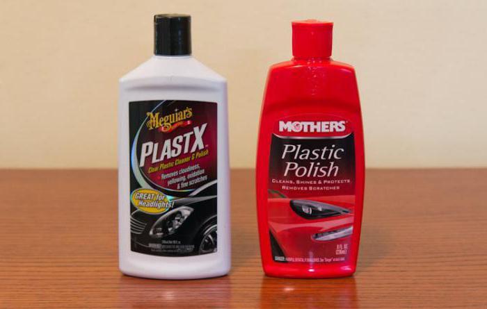 полироль для пластика автомобиля от царапин цена