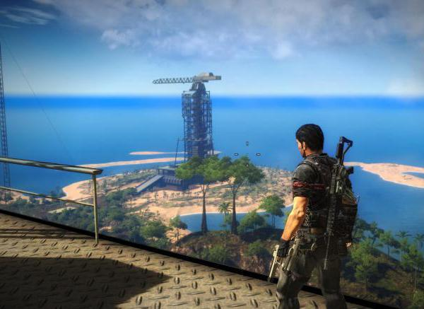 читы на just cause 2 playground