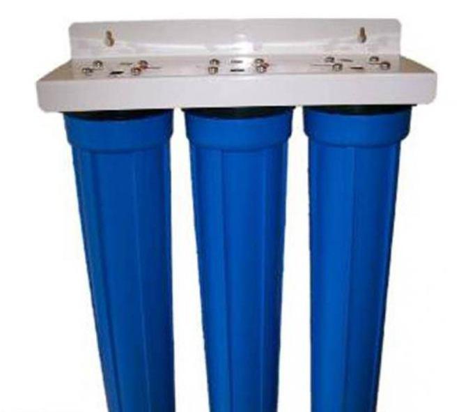 водяные фильтры для квартиры