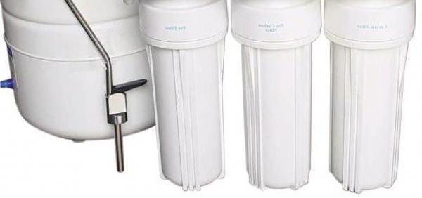 водяные фильтры