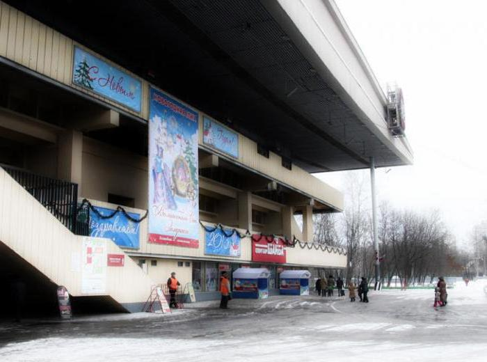 дворец спорта сокольники адрес