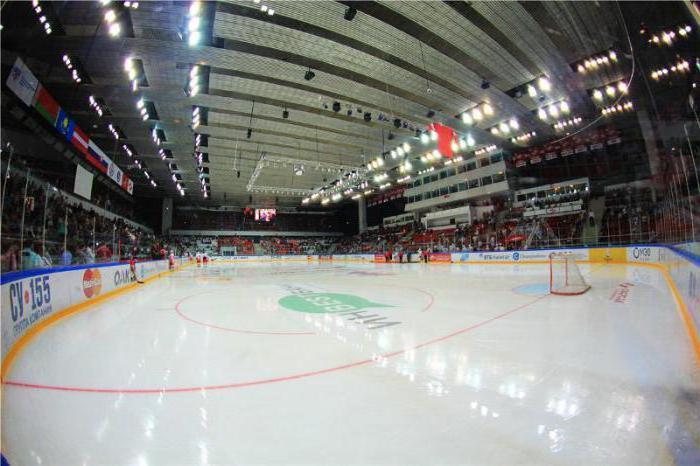 ледовый дворец спорта сокольники каток