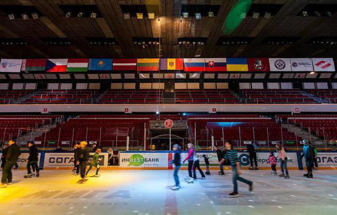 дворец спорта сокольники фото