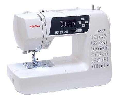 характеристика швейной машины janome