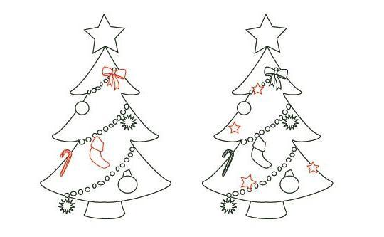 Как рисовать елку своими руками