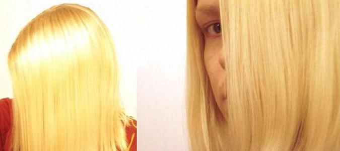 ламинирование волос отзывы мнения уход