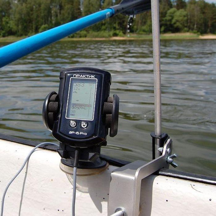 рыболовный эхолот стоимость