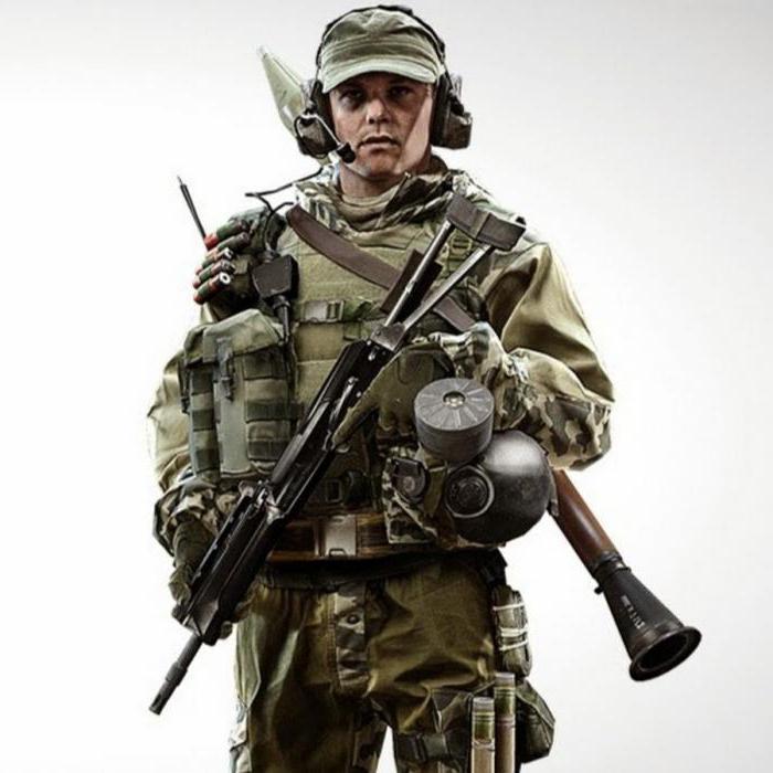 старший сержант