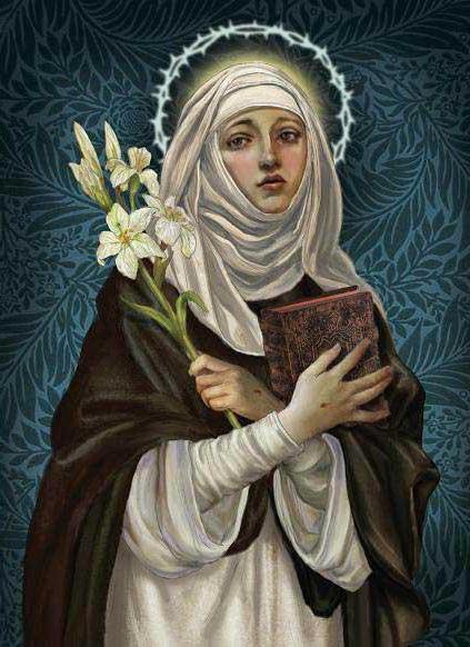 святая екатерина молитва
