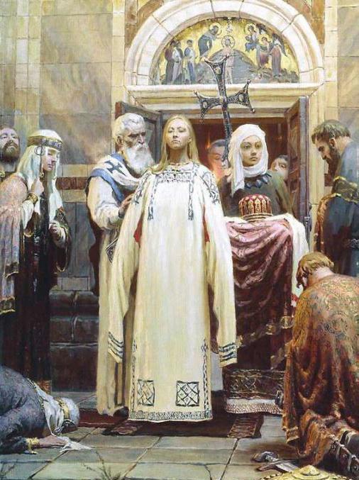 князь святослав игоревич храбрый