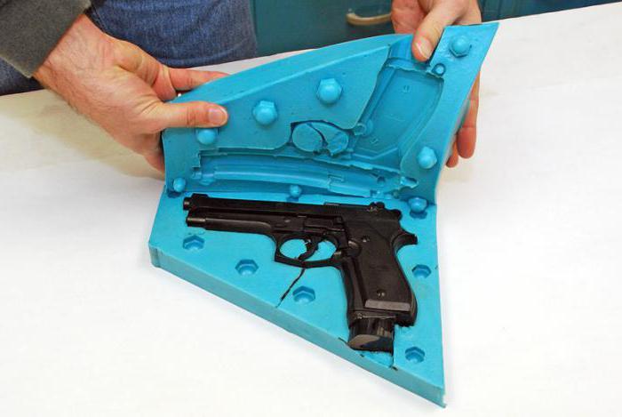 Как сделать деталь из пластмасс