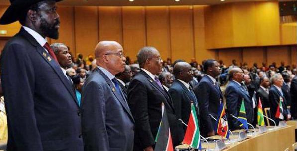 Африканский союз.