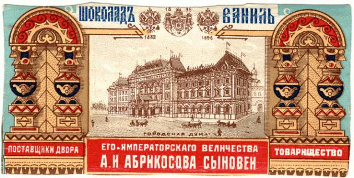 кондитерский концерн бабаевский москва