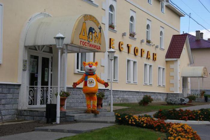 Гостиницы Мышкина