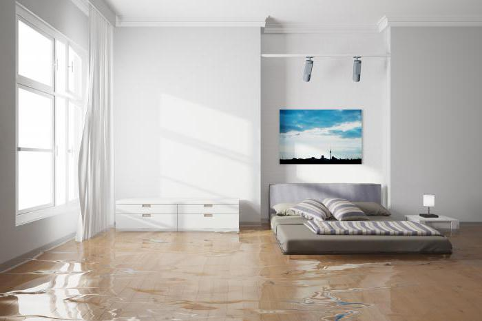 к чему снится потоп в квартире