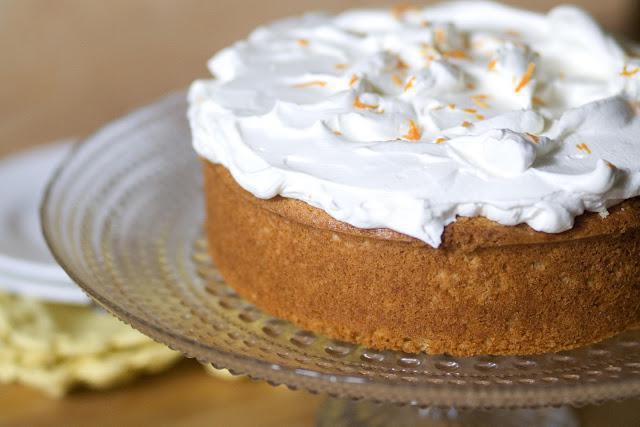 Торт с йогуртовым кремом рецепт с пошаговым