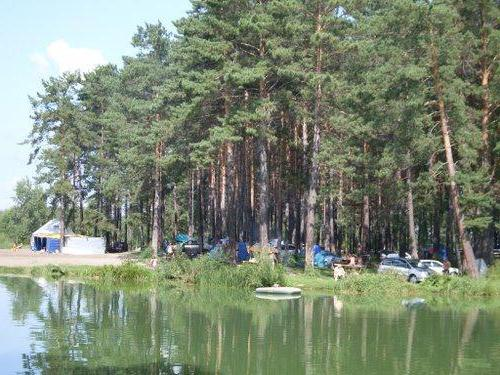 новый путь красноярский край озеро