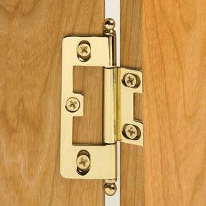 виды дверных межкомнатных петель