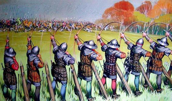 битва при креси противники и победитель