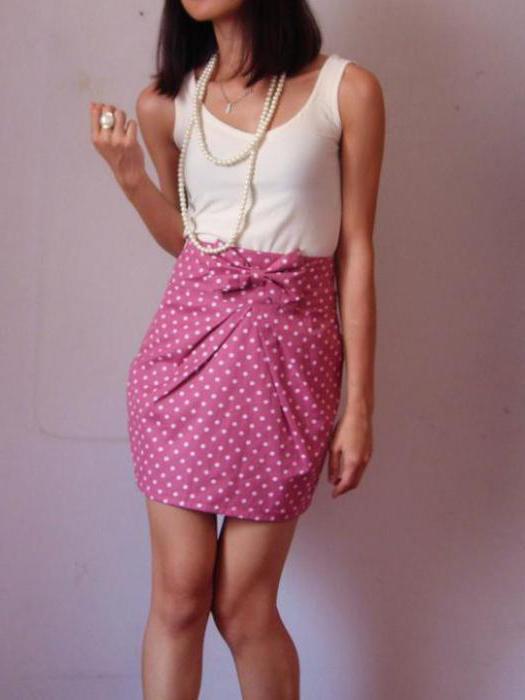 юбка тюльпан выкройка своими руками