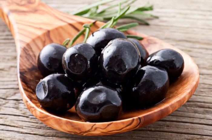маслины польза и вред свойства