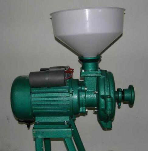 Электрическая мельница для зерна