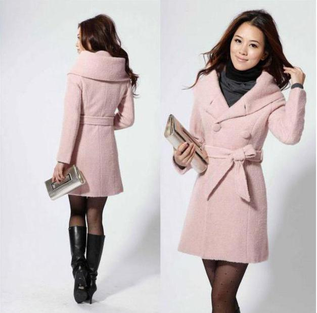выкройка пальто женского бурда