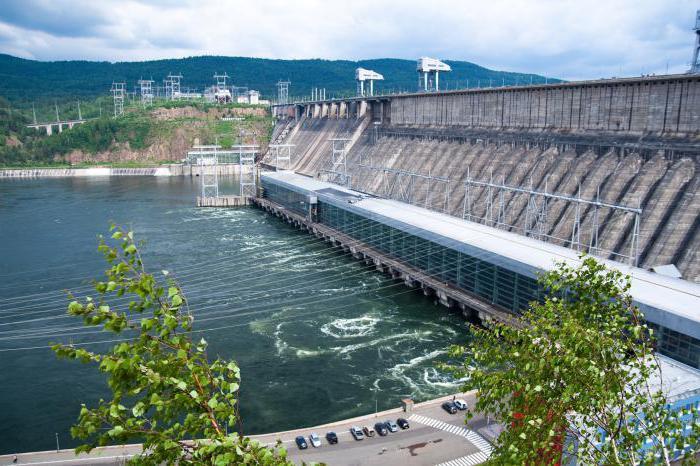 крупнейшие электростанции России