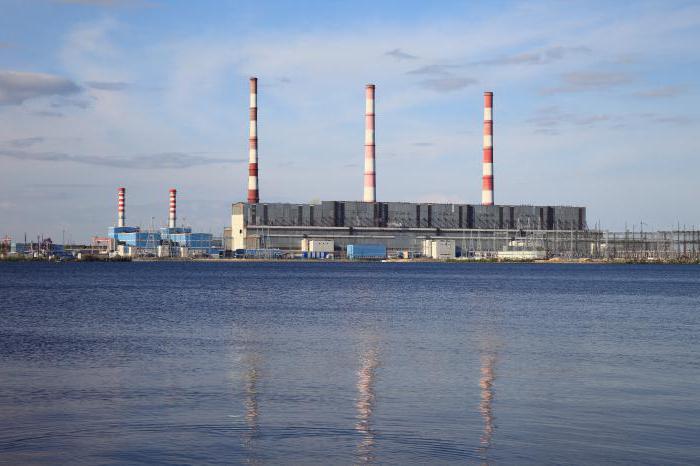 типы электростанций в России
