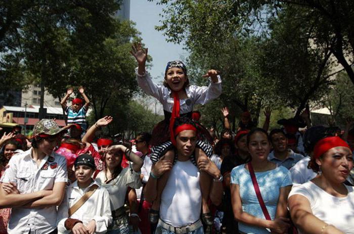 численность населения мехико