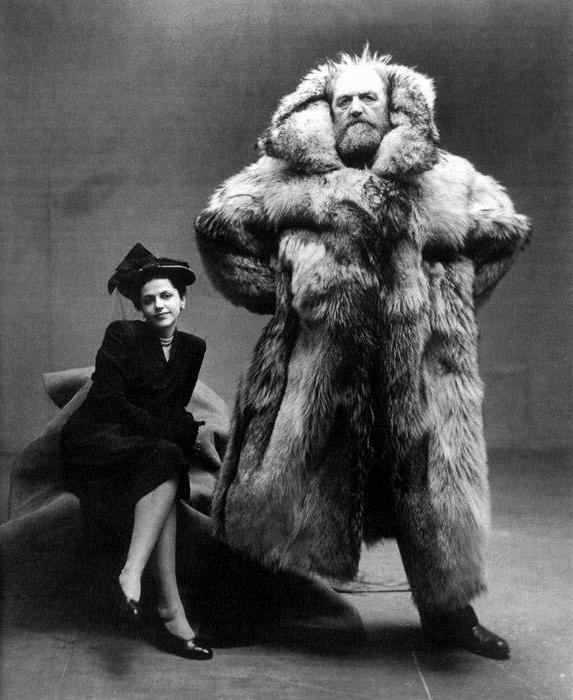 Петер фрейхен и его жена
