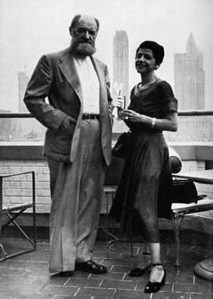 Полярный исследователь петер фрейхен со своей женой