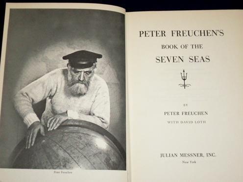 Исследователь арктики петер фрейхен