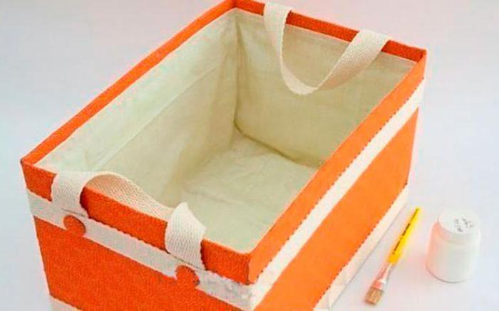 ящик для хранения игрушек своими руками
