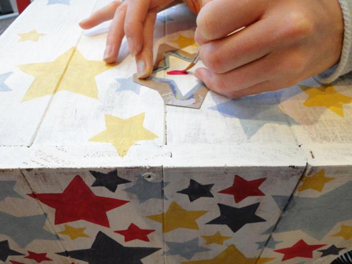 ящик для детских игрушек своими руками