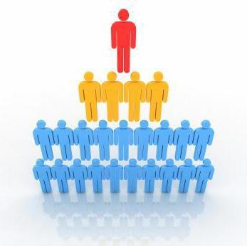 неформальные и формальные организации