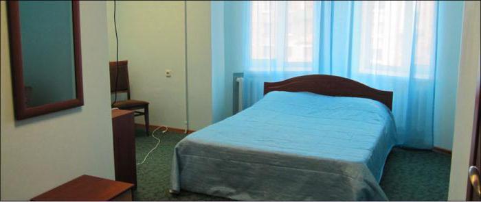 дешевые гостиницы в тюмени