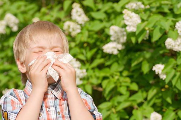 вещества аллергены